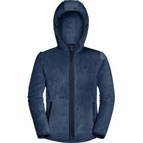 Jack Wolfskin Nepali Jacket Kids dark indigo